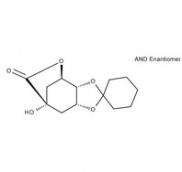 (-)-4,5-O-Cyclohexylidenequinic acid lactone for synthesis. CAS 35949-53-2, molar mass 254.28 g/mol.